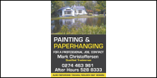 MARK CHRISTOFFERSEN PAINTER/DECORATOR